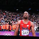 Tyson Gay - Lots on his Mind by dsimon
