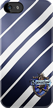 Harry Potter Ravenclaw Colors/Logo by Em Herrera