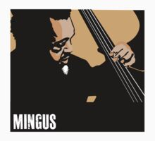 Charles Mingus by Keith H. Brown by Keith Henry Brown