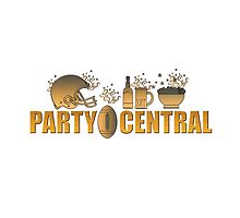 american football helmet ball beer chips party central by patrimonio