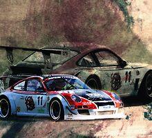 British F3/GT Championships  by Nigel Bangert