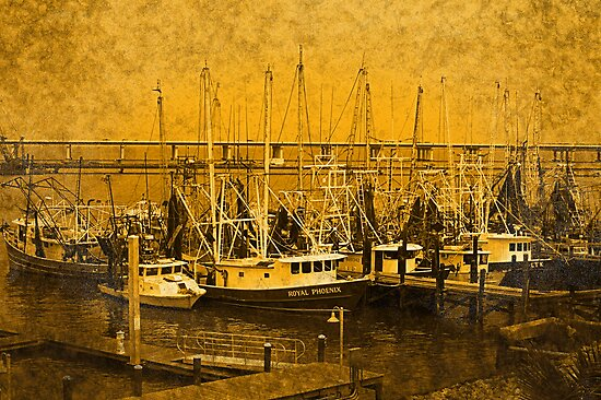 WORKING BOATS by Kevin McLeod