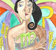Virgo by Deb Coats
