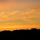 Orange sunset by kendlesixx