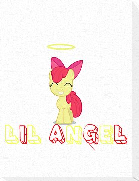 Lil Angel (Applebloom) by minix