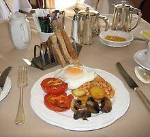 English Breakfast by Carol Singer