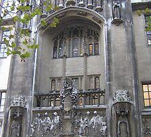 Supreme Court, London by Carol Singer