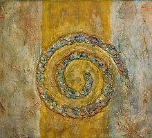 Reiki Sunstone by Leila A. Fortier