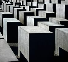 Memorial to the Murdered Jews of Europe by RicardMN