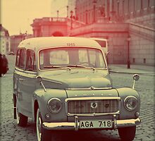 old volvo by coltrane004