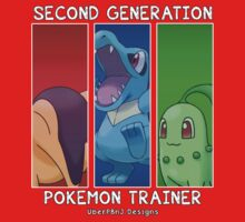 Pokemon: Second Generation Trainer! by UberPBnJ