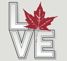 Canada Love by P3RF3KT
