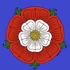 Tudor Rose by Richard Fay