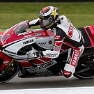 Jorge Lorenzo at Assen 2011 by corsefoto