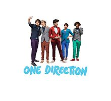 ONE DIRECTION 1D by mcdba
