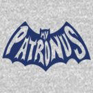 """My Patronus is a Bat…"" by SevenHundred"