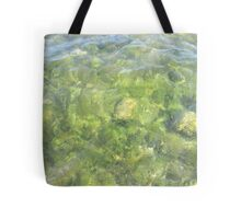 Rippled Water Tote Bag