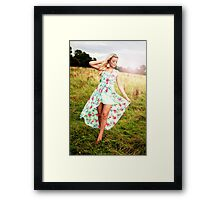Rosey11 Framed Print