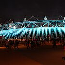 Olympic Park - Blue by dsimon