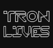 TRON Lives T-Shirt