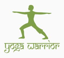 Warrior Pose Yoga T-Shirt by T-ShirtsGifts