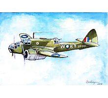 Beaufort Bomber Photographic Print