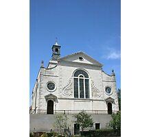 The Church of St. Mary the Virgin, Aldermanbury ll Photographic Print
