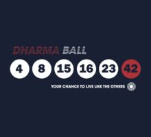 Dharma Ball by AtomicChild