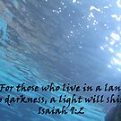 &quot;Isaiah 9:2&quot;  by Carter L. Shepard by echoesofheaven