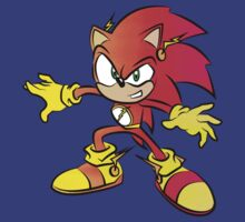 Sonic the Flash by avokes