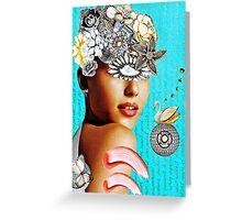 Fleur De Charisma Greeting Card