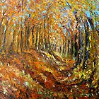 Impressions of Autumn by Cathy Gilday