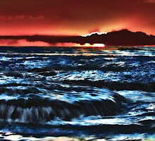 Incoming Tide by Todd Kluczniak