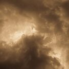 Sepia Clouds by DavidHornchurch