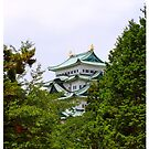 Nagoya Castle by 73553