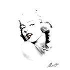 LovelyMarilyn - Marilyn Monroe by pixelvision