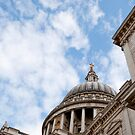 St Paul's Cathedral by LadyThegn