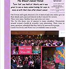 Hunter/Newcastle Dragons Abreast Newsletter July 2012 pg 1 by KazM