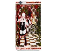 Bloody lolita iPhone Case/Skin