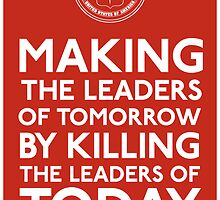 C.I.A. Making The Leaders of Tomorrow by LibertyManiacs