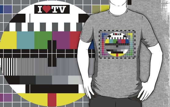 I love TV by tudi