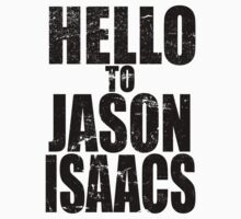Hello to Jason Isaacs. by theJackanape