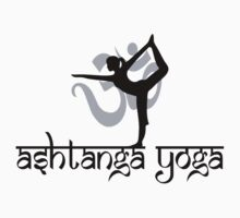Ashtanga Yoga T-Shirt by T-ShirtsGifts