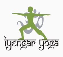Iyengar Yoga T-Shirt by T-ShirtsGifts