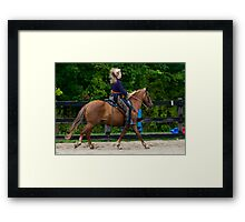 """""""Northern Ohio Outlaws"""" #19 Framed Print"""