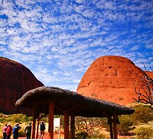 Entrance to the Kata Tjuta by Adam Northam
