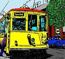 Little Rock Trolley by Baretbell