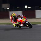  Valentino Rossi in Qatar 2011 by corsefoto
