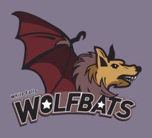 White Falls Wolfbats Kids Clothes