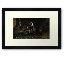 Rogue (Off Grid) Framed Print